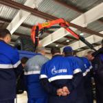 Обучение сотрудников Саратовского филиала Газпром ПХГ по продукции PALFINGER